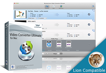 Wondershare Video Converter Mac