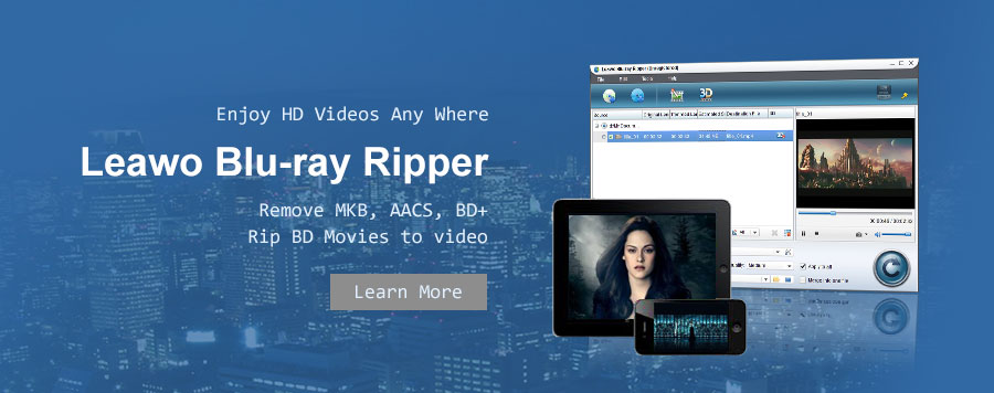 Learn more about Leawo Blu-ray Ripper