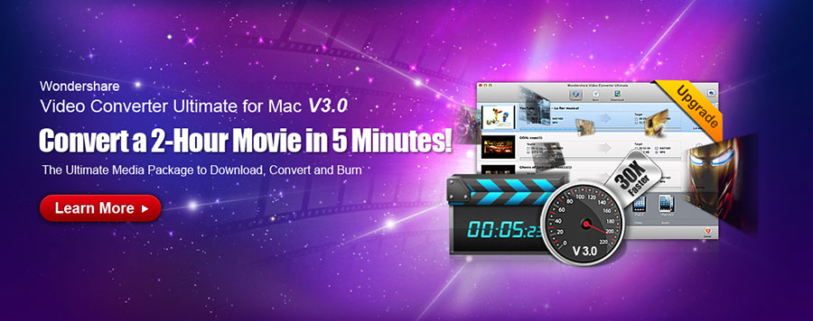 Learn more about Wondershare Video Converter Mac